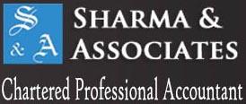 Sharma CPA Logo