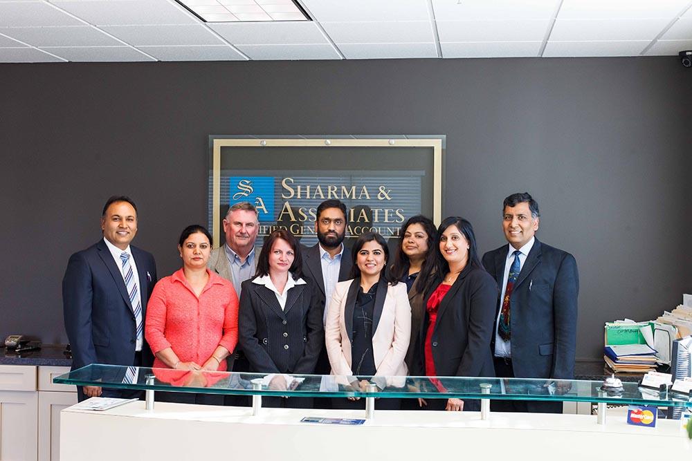 Sharma & Associates Team